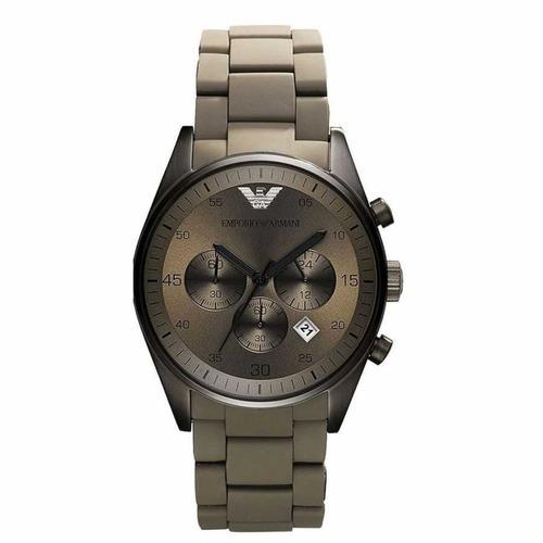 3afa918c199 reloj armani unisex sportivo ar5951 envío internacional. Cargando zoom... reloj  armani unisex