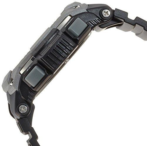 reloj armitron 40/8252blk deportivo c/cron?grafo p/hombre