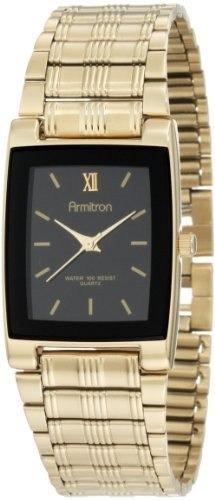 reloj armitron dorado