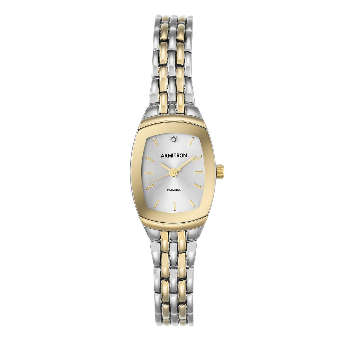 Reloj Armitron Para Mujer 75 5195svtt e41847fd4726