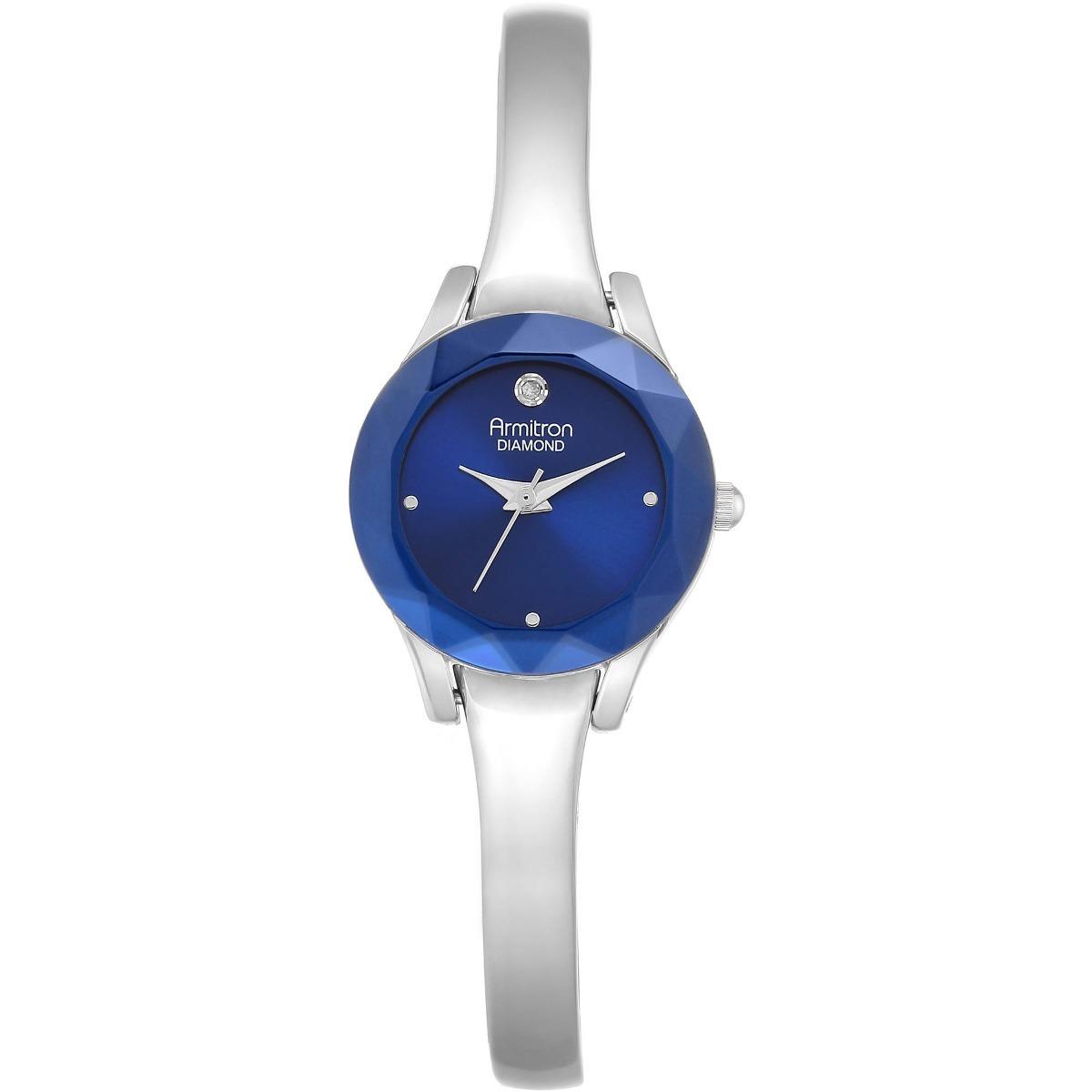 Reloj Armitron Para Mujer 75 5327blsv Elegante 8583e3e7539b