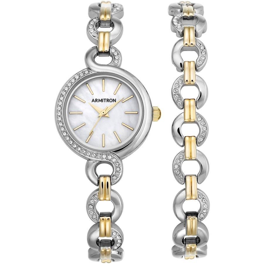 Reloj Armitron Para Mujer 75 5485mpttst 283428d8210e