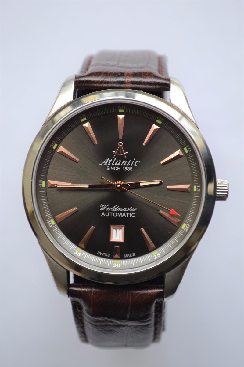 reloj atlantic   swiss made   automatic. Cargando zoom. b16980286b