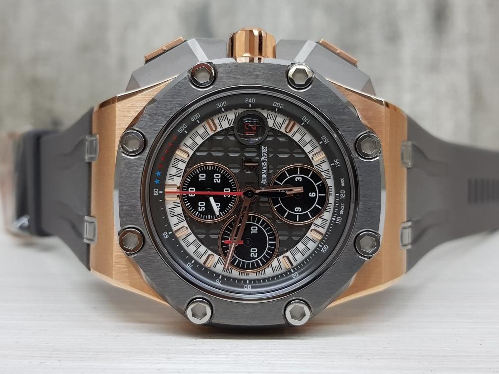Michael Orofotos Piguet Reales Reloj Schumacher Audemars vwyPmnO0N8