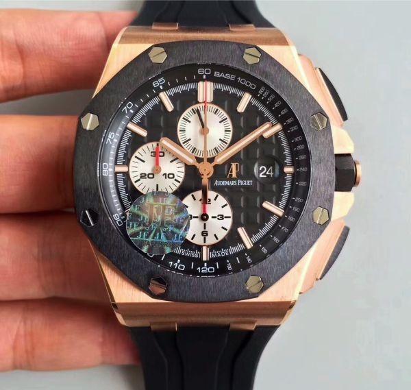 e97ad1d0ee2 Reloj Audemars Piguet Royal Oak Offshore Cronógrafo 44mm ...