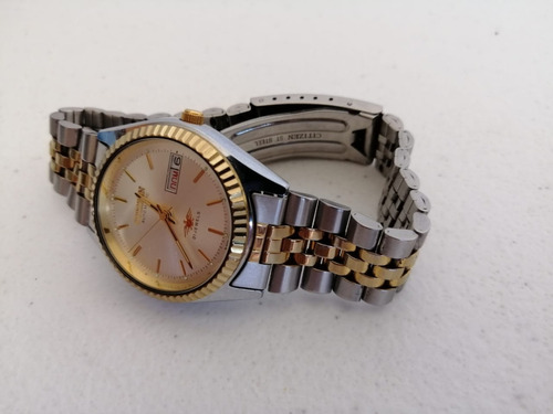 reloj automatic 21 jewels citizen de los años 80's excelente