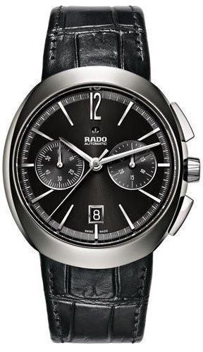 reloj automático de los hombres del cronógrafo de rado d-st