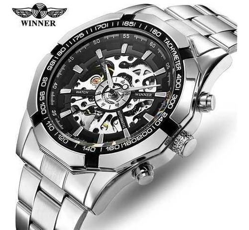 reloj automatico para hombre forsining winner