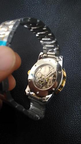 reloj automático para hombres