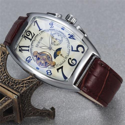 reloj automatico sewor corazon abierto para hoy-envio gratis