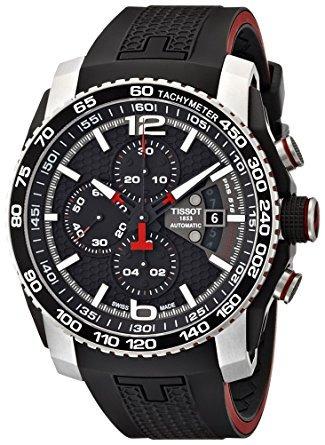reloj automático t prs 516 acero inoxidable tissot hombres