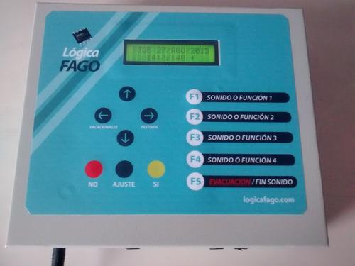 reloj automático temporizador 50 cambios clase, 1 salida
