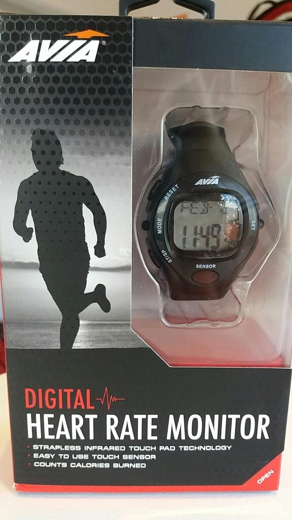 Y Act Digital Monitor Cardiaco Avia Reloj Ritmo Rastreador hdsrtQCx