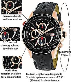 c2d1a844d117 Reloj Invicta Flight Aviator Modelo 1239 Color Negro - Relojes Pulsera en  Mercado Libre Argentina