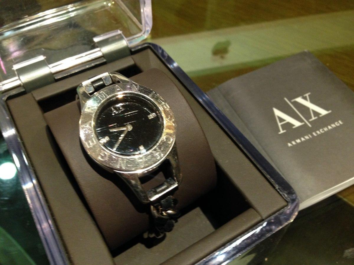 15c0ac048a8f Reloj A x Armani Exchange