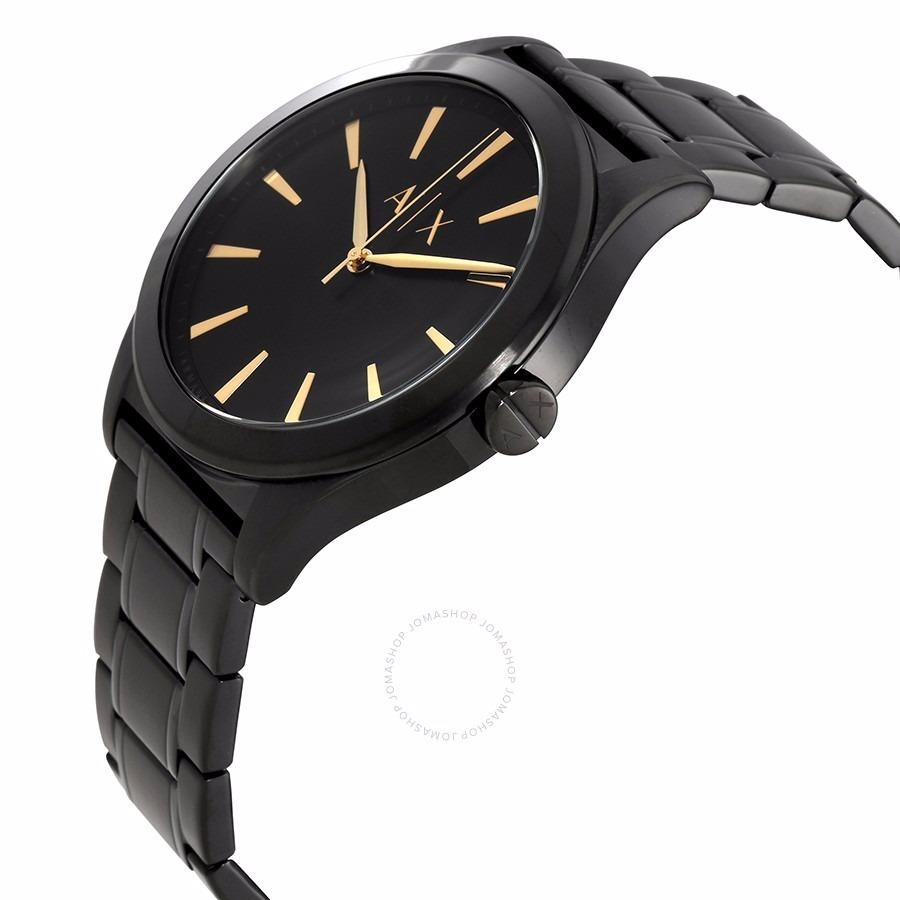 66e132f43694 reloj ax ax7102 negro + pulsera set original para caballero. Cargando zoom.