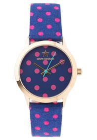 3b92fb800198 Reloj Mujer Azul Con Dorado - Relojes y Joyas en Mercado Libre Colombia