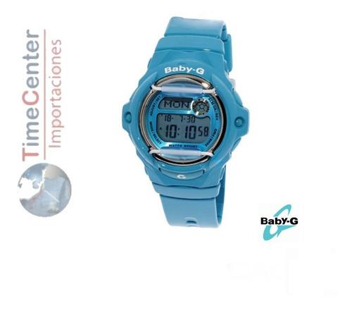 reloj baby-g digital para mujer  bg169r