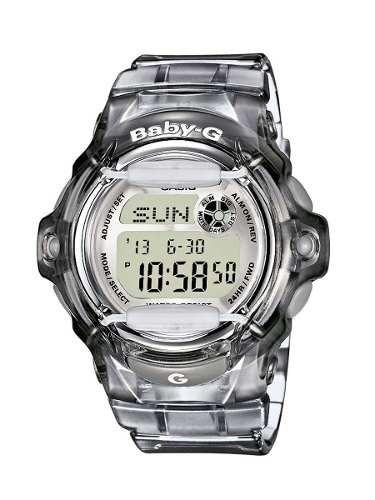 reloj baby-g negro