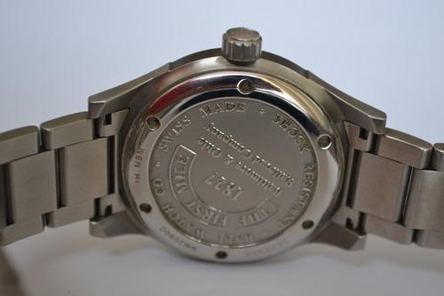 reloj ball fireman ii / swiss made / automatic