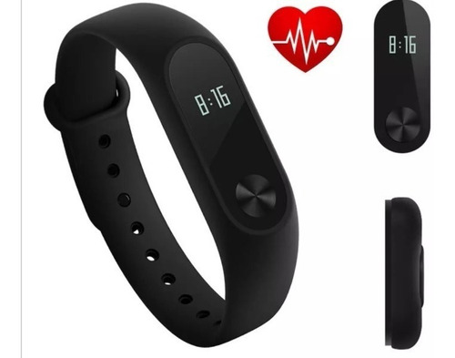 reloj banda deportes m2 sensor pulso calorias tiempo km agua