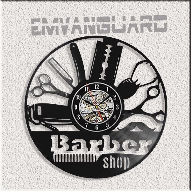 Barberia Al Reloj 6 Vinilo Regalo Lleva El 2do 20Off Ideal 80wnOmvN