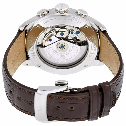 reloj baume mercier