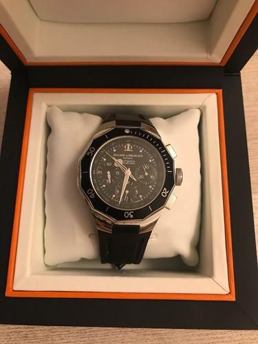 reloj baume mercier riviera chronograph automático