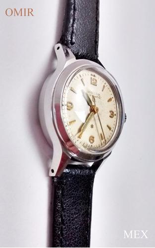 reloj baylor heuer vintage automatico para dama