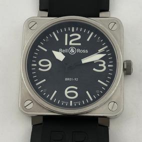 Bell Br01 46 Ross 92 Automatico Mm Reloj OmyNnv0w8