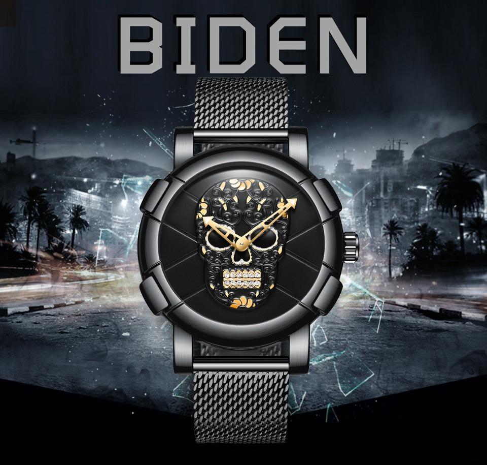 Reloj Hombre Biden Envio Para Gratis XZikPu