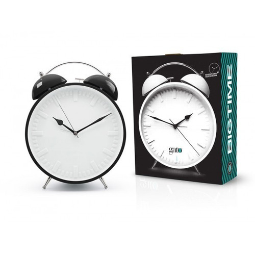 reloj big time negro - belgrano