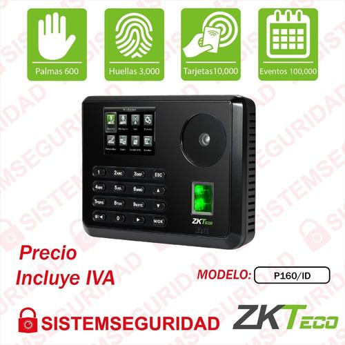 reloj biometrico control asistencia y acceso zkteco lx14 k30