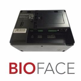 reloj biométrico control de acceso ponchador cámara bio face