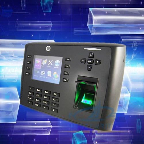 reloj biometrico zk- iclock 700 con camara, acceso, bateria