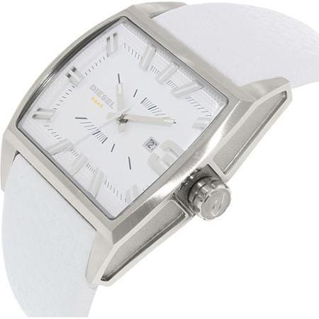 reloj blanco diesel para hombres dz1705