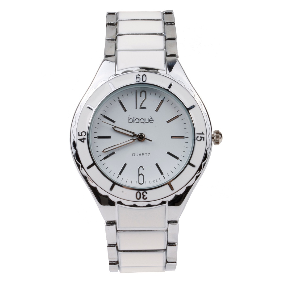 Reloj Blaque Dama Blanco Negro Gold Acrilico Ceramik 156 -   2.275 ... d7d9229d41bf