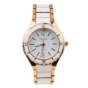 387aabf99e67 Reloj Mujer Blaque Malla Cuero - Relojes Pulsera en Mercado Libre Argentina