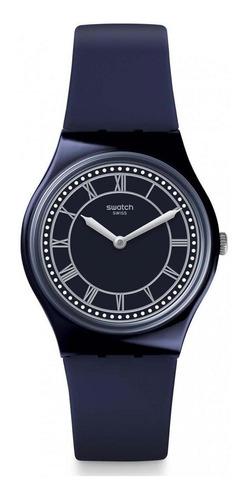 reloj blue ben swatch