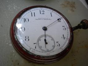 Calendario 1900.Reloj De Bolsillo Fase Lunar Y Calendario Ano 1900 Omm