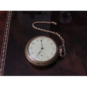 135ca2e21 Reloj Elgin 7 Joyas Doble - Reloj de Bolsillo Antiguo en Jalisco en ...