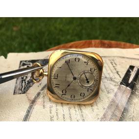 92e93e6a4 Reloj Elgin De Bolsillo Oro - Reloj de Bolsillo Antiguo en San Luis ...