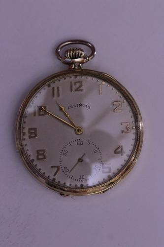 reloj bolsillo ilinois