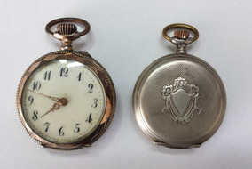 3e969e5ba61e Coleccionistas Dos Relojes Antiguos en Mercado Libre Argentina