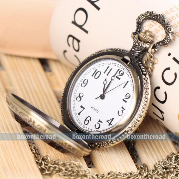 Reloj bolsillo modelo antiguo ns ar bigos cadena cuarzo - Reloj de cadena ...