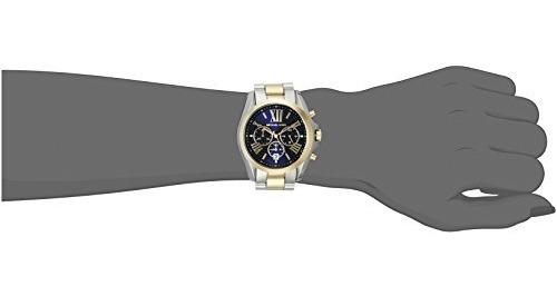 best choice great look really cheap Reloj Bradshaw En Dos Tonos Mk5976 El Michael Kors