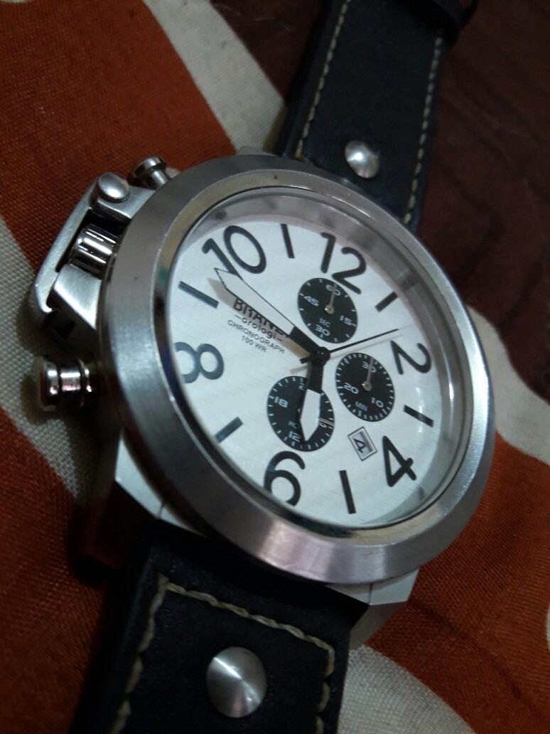reloj branzi casi nuevo 1 en mercado libre