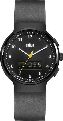 reloj braun bn0159bkbkg