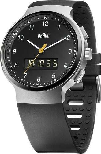 reloj braun wbra452 negro