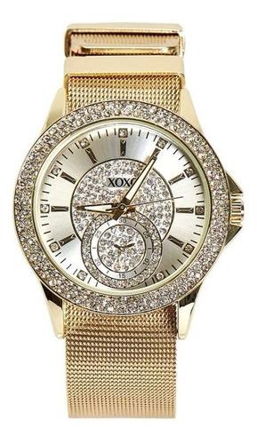 reloj brazalete intercambiable marca xoxo original